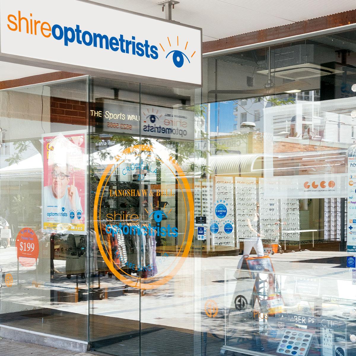 Cronulla - Shire Optometrists